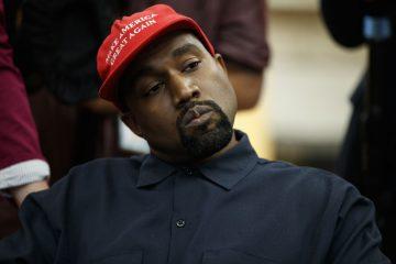 Kanye West ha annunciato la sua candidatura alla White House