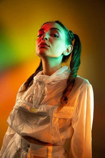 Missey pubblica il suo singolo Luci prima con il remix di Machweo
