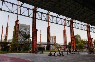 Claudia De Giorgis racconta SAT-MAUA, due progetti d'arte urbana