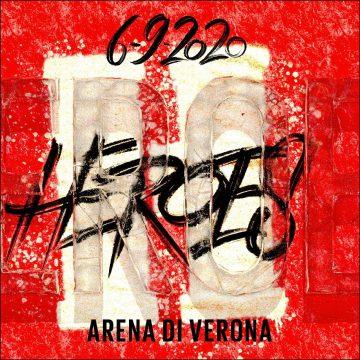 Nasce Heroes, il primo grande concerto italiano in live streaming