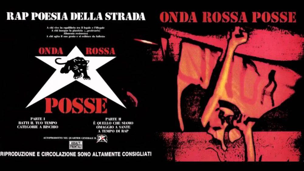 onda rossa posse rap italiano