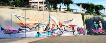 Street Art Tour al Parco Dora con SAT-MAUA