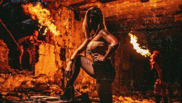 Artisti in guerra: fuori Parabellum di Leyla