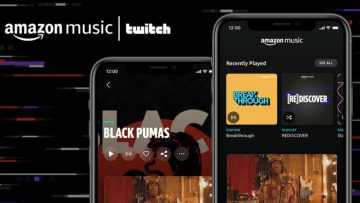 Amazon Music in partnership con Twitch: una nuova piattaforma di live streaming