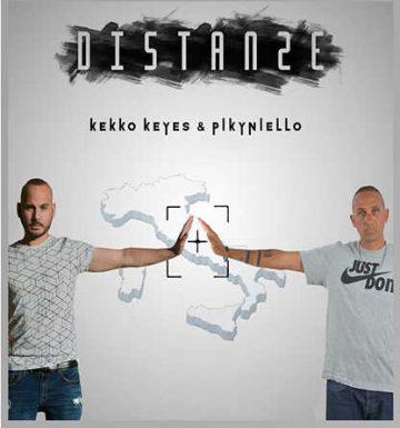 """Pikyniello e Kekko Keyes pubblicano l'Ep """"Distanze"""""""