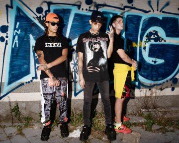 Close Listen, Ketama126 e Pretty Solero insieme in Hell of Fame