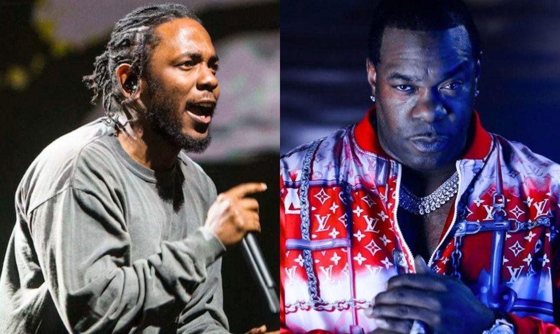 busta rhymes and Kendrick lamar