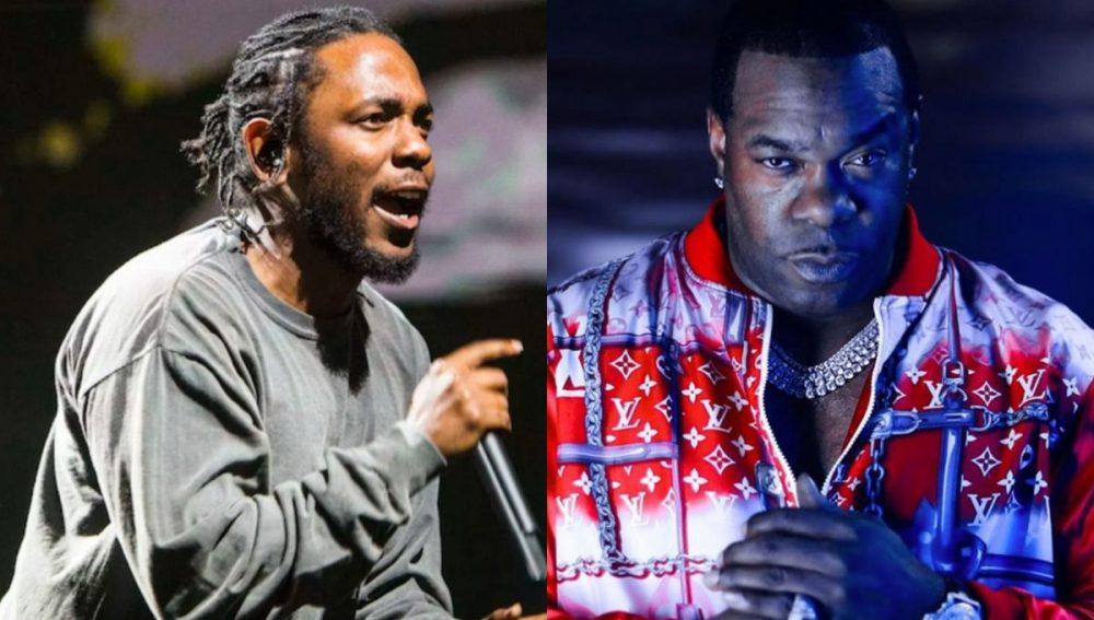 """Busta Rhymes pubblica """"Look Over Your Shoulder"""" con Kendrick Lamar"""