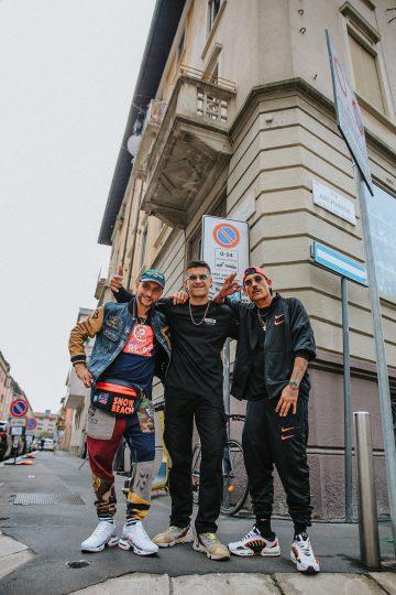 DJ Gengis pubblica il video di Wild Boys, pt.2
