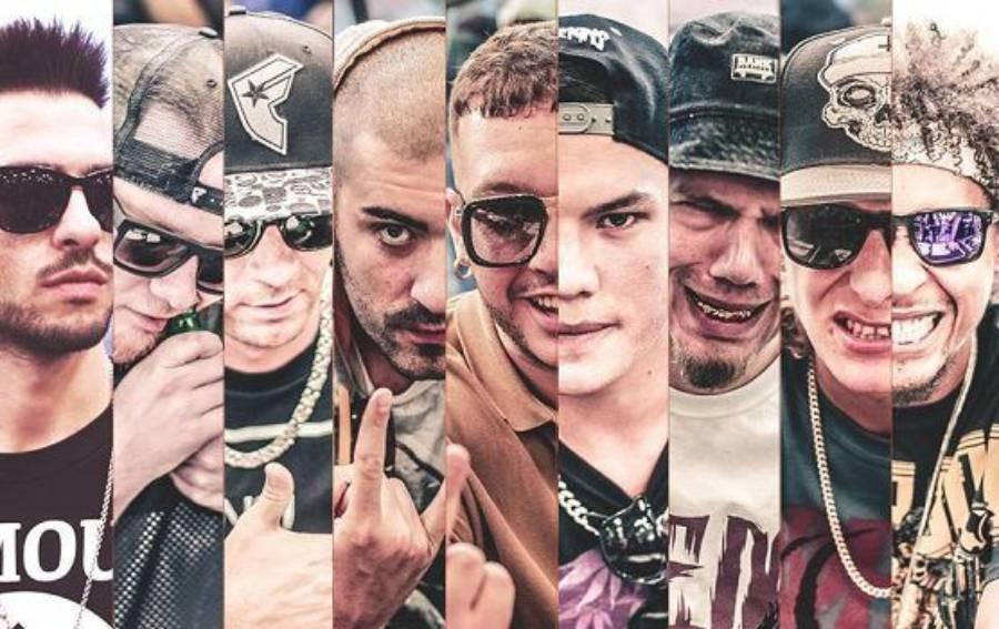 machete crew