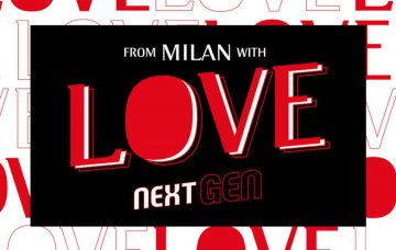 Anna e Axos sul palco virtuale di From Milan with Love Next Gen