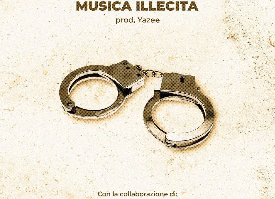 Cover Musica Illecita Dj Bront