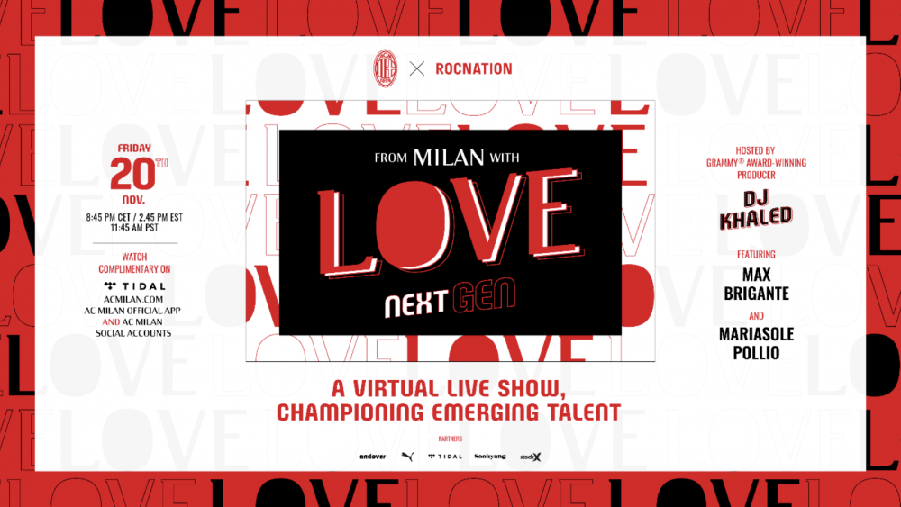 From Milan With Love Next Gen