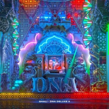 Ghali presenta l'album Dna Deluxe X