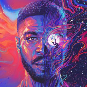 Kid Cudi completa la trilogia con Man on the Moon III