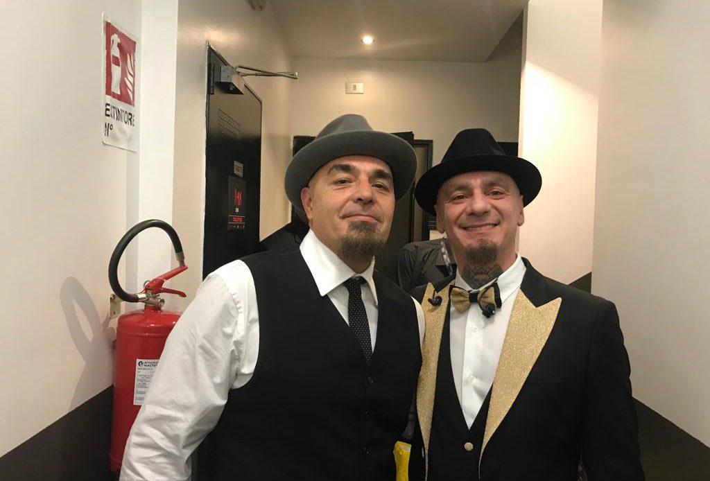 Reverendo e J-AX