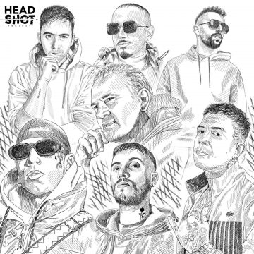 Ecco la posse track Headshot vol. 2 - Angeli