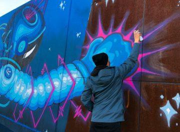 Lezione di graffiti: il writing secondo Rancy di NMB Crew