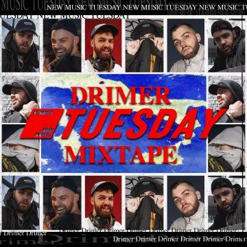 Drimer pubblica New Remix Tuesday Mixtape, con i remix di Izi, Gemitaiz, Guè Pequeno e altri