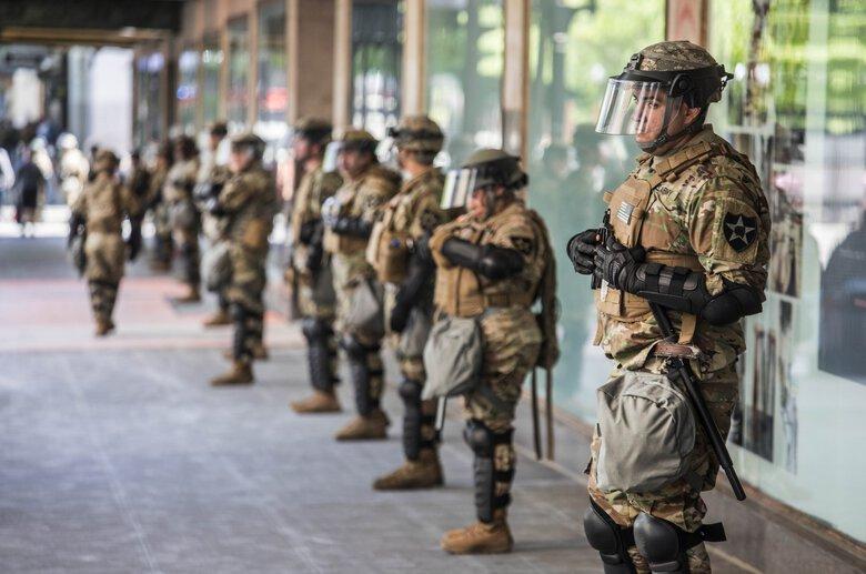 Guardia Nazional USA