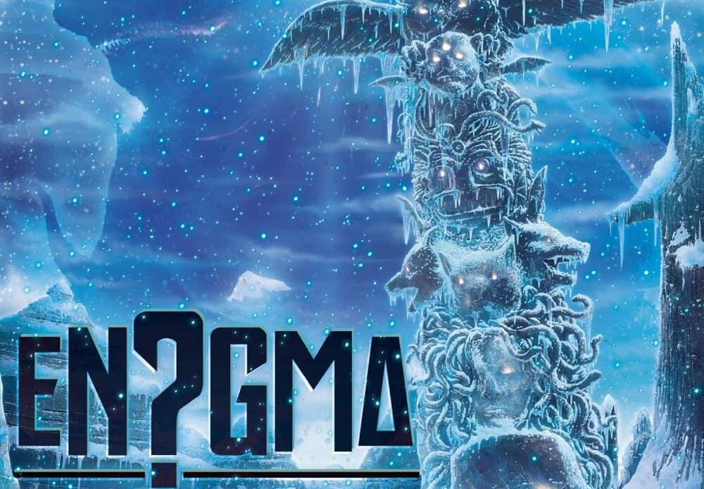 Enigma E?gma Totem Episodio Due Copertina
