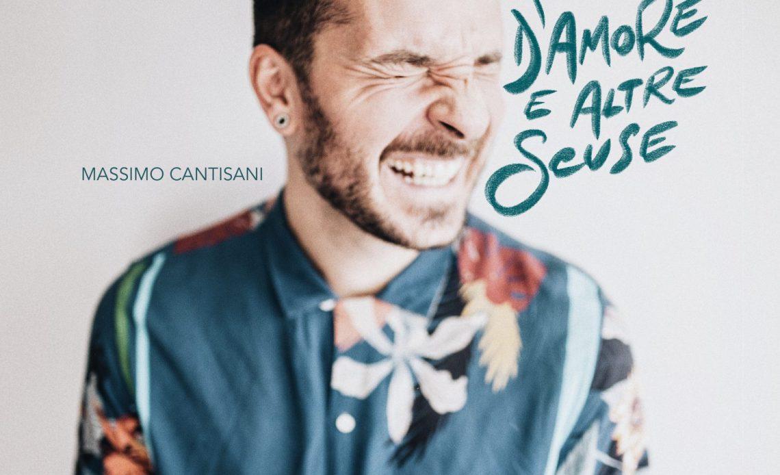 Massimo Cantisani D'amore e altre scuse copertina