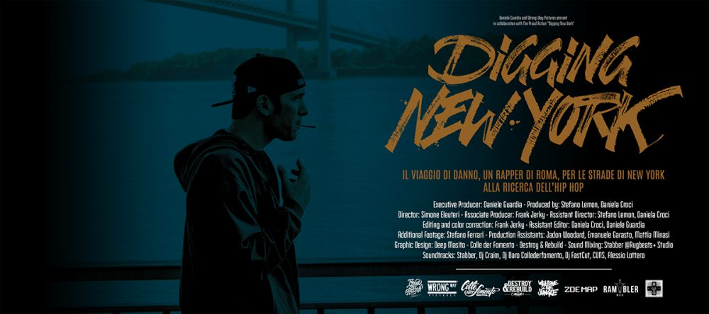 Digging New York Danno