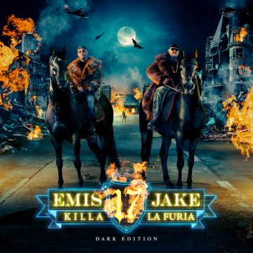Fuori 17 Dark Edition, il repack dell'album di Emis Killa e Jake La Furia