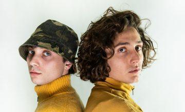 Immagini dei 43.Nove anticipa il loro EP d'esordio