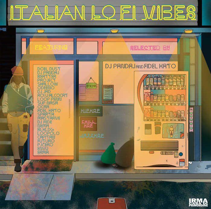 Italian Lo Fi Vibes _raccolta