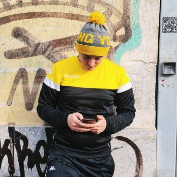 Lugin pubblica No featuring Nebbia