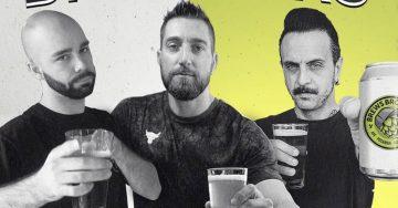 Ape, Posaman e Royal Damn pubblicano Brews Brothers - versa qui