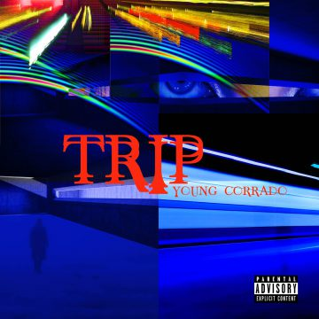 Young Corrado e la sua mazza da baseball in Trip EP, disponibile ora!