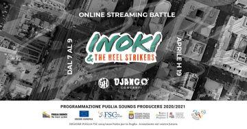 Parte oggi The Heel Strikers con Inoki: ecco i 4 sfidanti della streaming battle