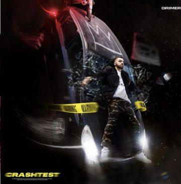 Drimer pubblica l'album Crashtest