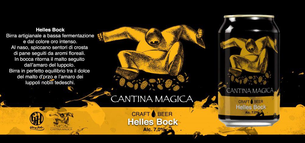 Cantina Magica Birra