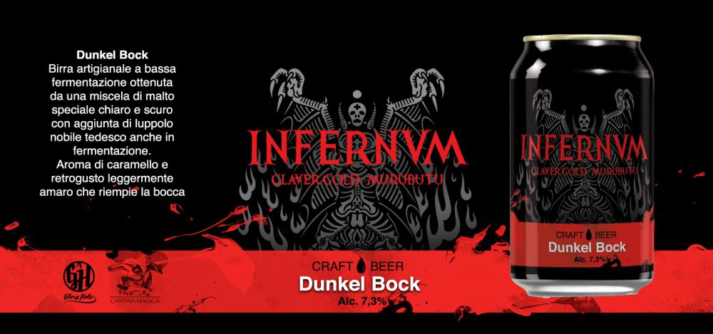 Infernum-Birra Claver Gold Murubutu