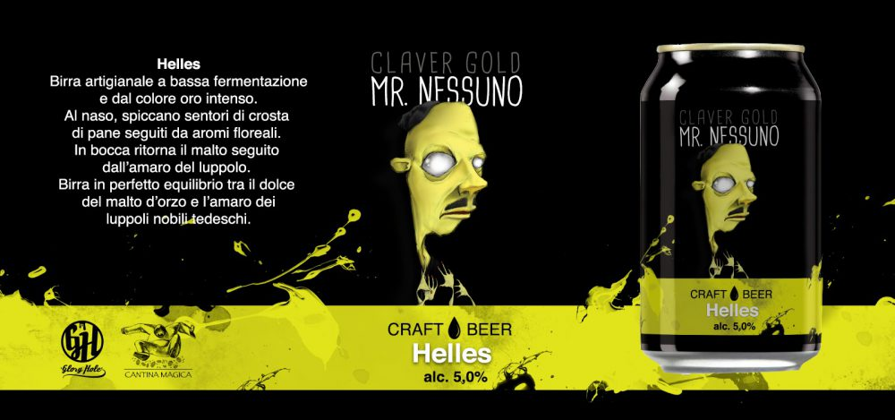 Mr Nessuno Birra
