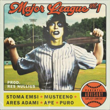 Major League n.1, una nuova posse track all'orizzonte