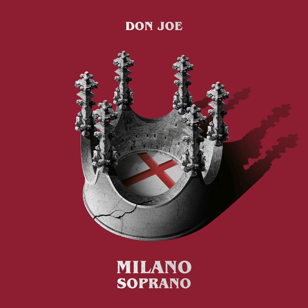 Don Joe copertina Milano Soprano