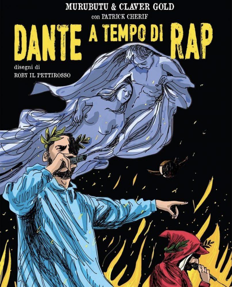 Dante a tempo di rap Murubutu Claver Gold