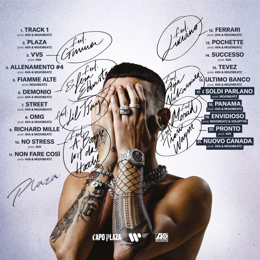 Capo Plaza Plaza Deluxe Tracklist