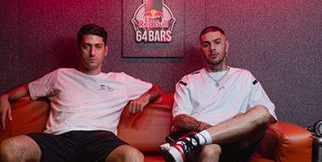Emis Killa e 2nd Roof per Red Bull 64 Bars: ascolta ora!