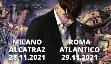 Side Baby: due live a Roma e Milano per presentare l'album Il ritorno del vero