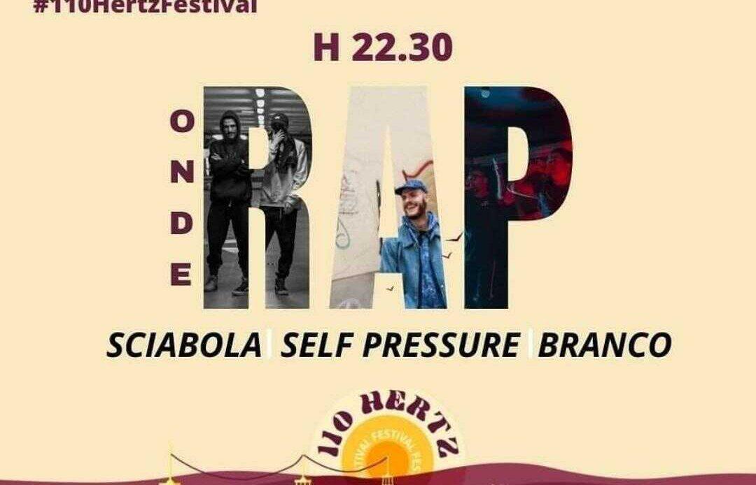 110 Hertz Festival- Onde Rap-2021