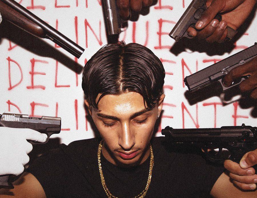 BABY GANG _ DELINQUENTE copertina