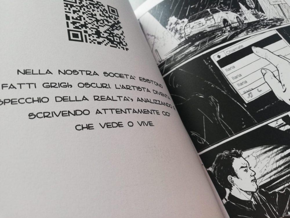 Emis killa tre messaggi in segreteria rap a fumetti 2021