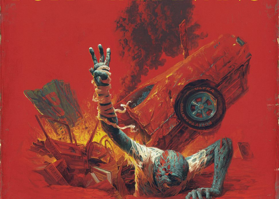 Sam Spratt, Logic, Bobby Tarantino III copertina