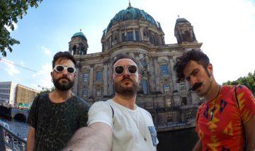 Travel Experiment: in viaggio con gli Smania Uagliuns