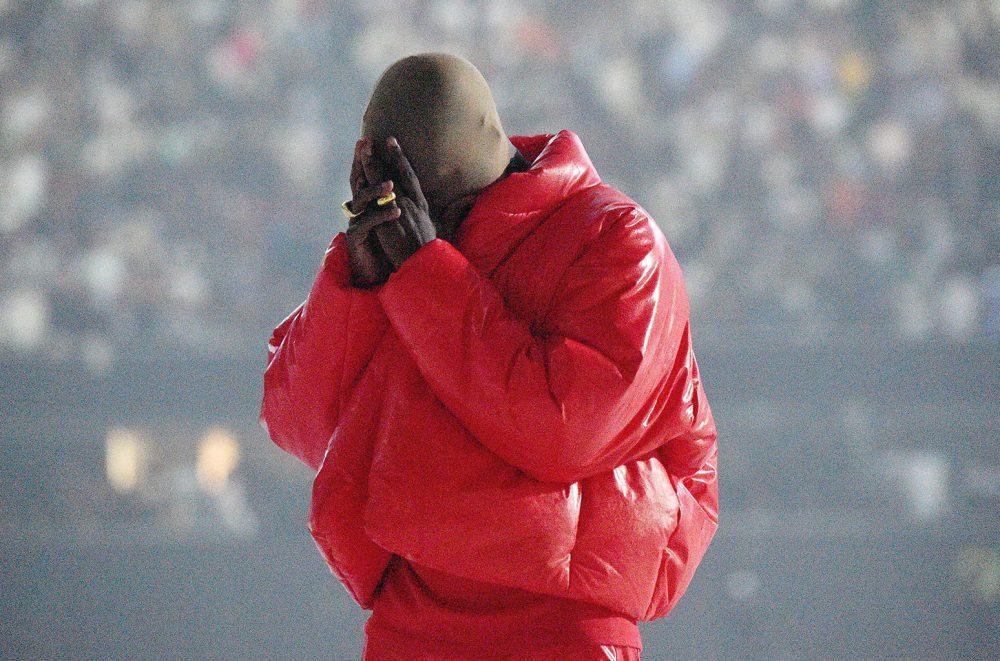 DONDA By Kanye West Listening Event At Mercedes Benz Stadium In Atlanta 2021 billboard 1548 1627072805 compressed